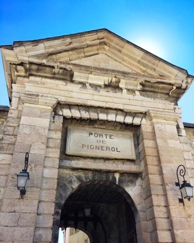 Porte de Pignerol