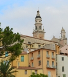 Church in Menton