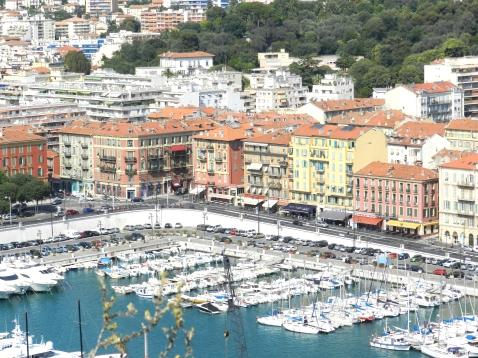 Nice harbor